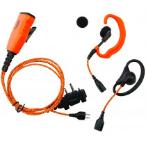 Proequip Pro-U610 Ls/La Headset Orange