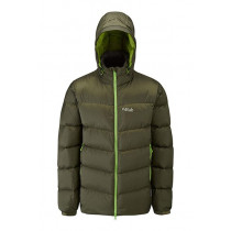 Rab Ascent Jacket Dark Olive