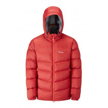 Rab Ascent Jacket Rust