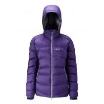 Rab Ascent Jacket Womens Juniper Dunjakke