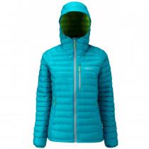 Rab Microlight Alpine Jacket Women's Tasman/Wasabi