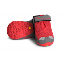 Ruffwear Grip Trex  Boot Pairs potesokk Red Currant