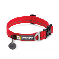 Ruffwear Hoopie hundehalsbånd Red Currant