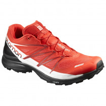 Salomon S-Lab Wings 8 Racing Red/Black/White