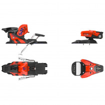 Salomon STH2 WTR 13 Orange/Black 100mm