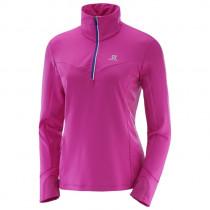 Salomon Trail Runner Warm Mid W Rose Violet