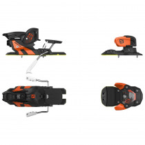 Salomon Warden MNC 13- 100mm Orange/Black