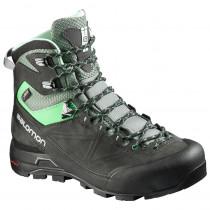 Salomon X Alp Mtn Gtx® W Asphalt/Tt/Jade Green
