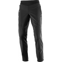 Salomon Lightning Warm Sshell Pant W Black