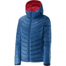 Salomon Halo Hooded Jacket II Women's Dolomite Blue