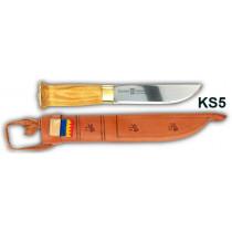 Knivsmed Strømeng Samekniv 5''