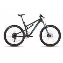 Santa Cruz Bronson AL R1 AM Matte Black/Blue