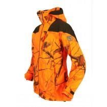 Sasta Ronja Blaze Jacket Orange Blaze