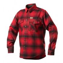 Sasta Alaska Shirt Cranberry