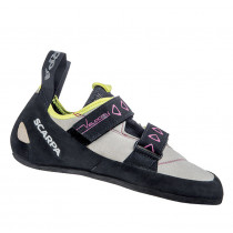 Scarpa Velocity Wmn Light Grey-Yellow