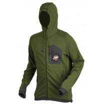 Scierra Breeze Zip Fleece Jacket Cactus Green