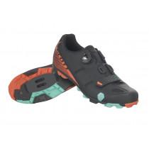 Scott Shoe MTB Elite Boa Lady Sort/Oransje
