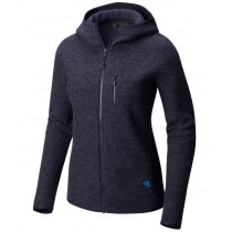 Mountain Hardwear W Hatcher™ Full Zip Hoody Dark Zinc