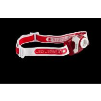 Led Lenser SEO5 rød 180lm, 25t, 130m