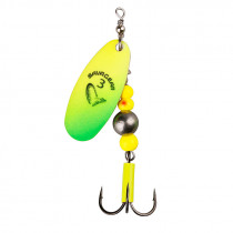 Savage Gear Caviar Spinner Fluo Yellow/Chartreuse 9,5g