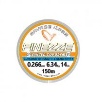 Savage Gear Finezze Mono 300m 0.331mm 8.36kg Clear