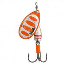 Savage Gear Rotex Spinner Fluo Orange Silver 5,5g