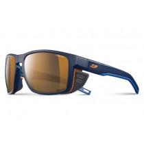 Julbo Shield Cameleon Blue/Blue/Orange