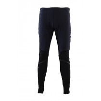 Skigo Men's Elevation Stretch Warm-Up Pant Navy