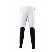 Skigo Women's Elevation Stretch Warm-Up Pant White
