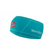 Skigo Crown Racing Headband C Sea