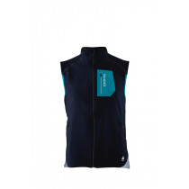 Skigo Men's Zenith Eco Warm-Up Vest Navy