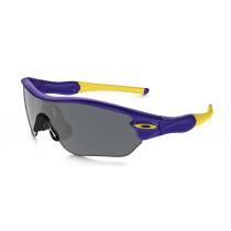 Oakley Radar Edge Royalty Purple Black Iridium
