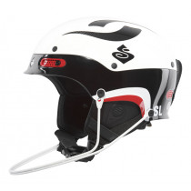 Sweet Protection Trooper SL Helmet Gloss White / Gloss Black