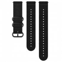Suunto 24 Exp2 Textile Strap Black/Black