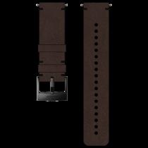 Suunto 24 Urb2 Leather Strap Black/Black
