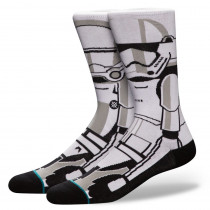 Stance Trooper 2 White
