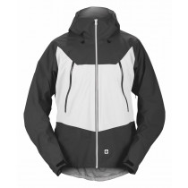 Sweet Protection Salvation Jacket Charcoal Gray/Snow White