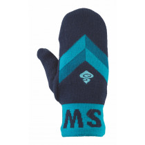 Sweet Protection Knitted Retro Mittens Midnight Blue/Panama Blue