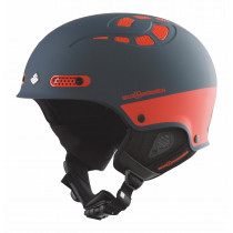 Sweet Protection Igniter Helmet Midnight Blue/Cody Orange