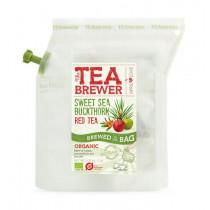 Growers Cup Herbal Organic Tea Sweet Sea Buckthorn Red Tea