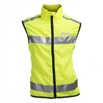 Swix Flash Reflective Vest Unisex Gul