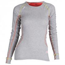 Swix Racex Bodyw LS Womens Grey Melange