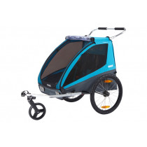 Thule Coaster XT Bike Trailer+Stroll