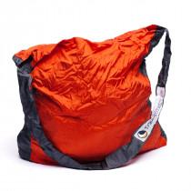 Ticket To The Moon Market Bag Orange/Grå