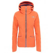 The North Face Women's Anonym Jacket Nasturtium Orange