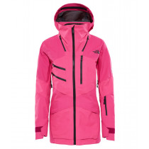 The North Face Women's Fuse Brigandine Jacket Mr. Pink Fuse