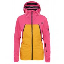 The North Face Women's Purist Tri Jacket Zinnia Orange/Mr. Pink