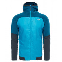 The North Face M Kokyu Fz Hoodie Prussian Blue