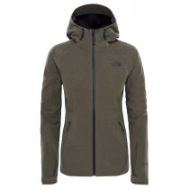The North Face W Apex Flex GTX Jkt New Taupe Green Heather