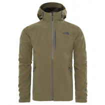 The North Face M Apex Flex GTX Jkt Burnt Olive Green Heather